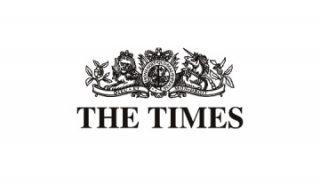 The Times newspaper logo