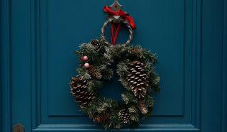 christmas wreath - airtopia decorations